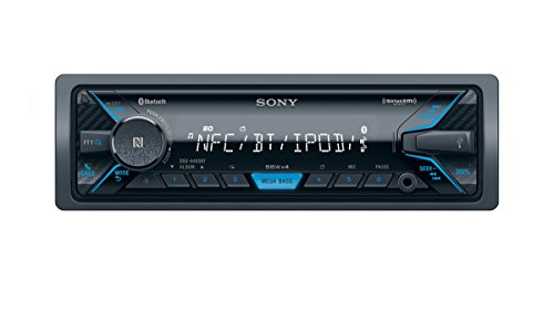 Digital Audio Satellite Mp3 Player (Sony DSXA405BT Digital Media Receiver with Bluetooth & Satellite Radio)