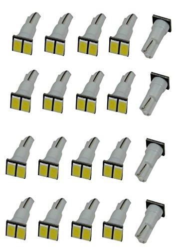 74 led bulb white - 2