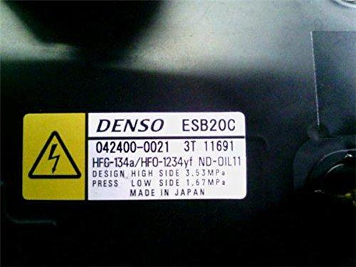 純正 プリウス W50系 《 ZVW50 》 エアコンコンプレッサー P40900-18007700