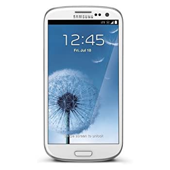amazon com samsung galaxy s iii s3 triband white sprint prepaid rh amazon com Sprint S3 Android Update Sprint Samsung S4
