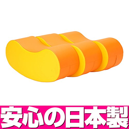 キッズコーナー マンモスブロック バランスリバーセット /日本製 大型 ブロック 遊び場 キッズスペース 【ワークス】 B00O1L0DG0