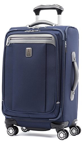 Travelpro Platinum Magna 2 21 Inch Express Spinner Suiter (Navy) by Travelpro