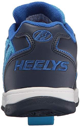 Pictures of Heelys Boys' Propel Terry Tennis Shoe Navy/ HE100034H 8