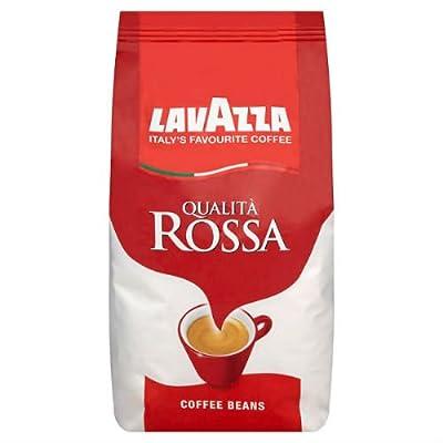 Lavazza Qualita Rossa Coffee Beans 1000G Case Of 6