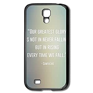 Galaxy S4 Cases Great Glory Design Hard Back Cover Cases Desgined By RRG2G