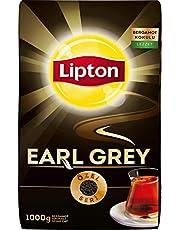 Lipton Earl Grey Bergamot Aromalı Siyah Dökme Çay 1000G