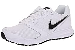 Nike Downshifter 6 Mens Running Sneakersshoes-white-8