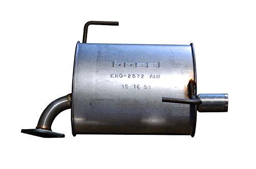 Subaru Replacement Mufflers - Bosal 229-069 Exhaust Silencer