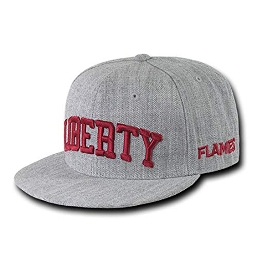 NCAA Game Day Fitted Cap College Caps - Liberty Univ, 7 3/8