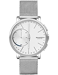 'Hagen' Quartz Stainless Steel Smart Watch, Color:Silver-Toned (Model: SKT1100)