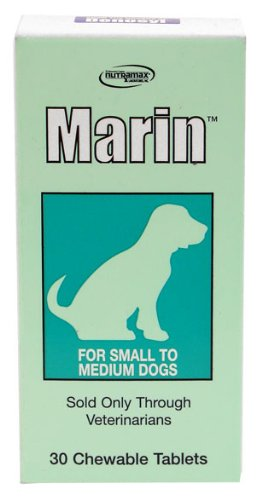 MFR DISCONTINUED 4414 Marin for Small to Medium Dogs (30 Tablets)