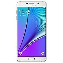 Samsung Galaxy Note 5 N920 32GB White Factory Unlocked GSM - International Version