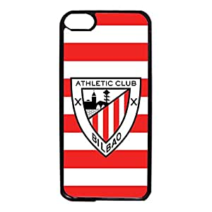 Attractive Style FC Printing Athletic Team De Bilbao Plastic Phone Case for Ipod Touch 6th Generation Bilbao City Protective Case