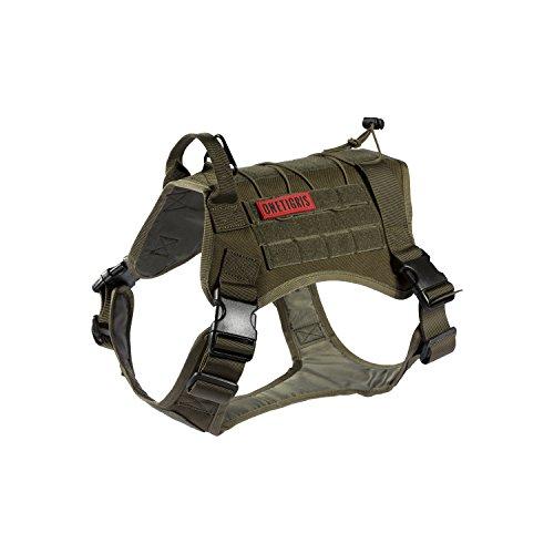 OneTigris Tactical Service Dog Vest -...