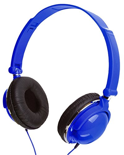 Click to buy SoundLogic Kid's Headphone - Retail Packaging - Blue - From only $24.99