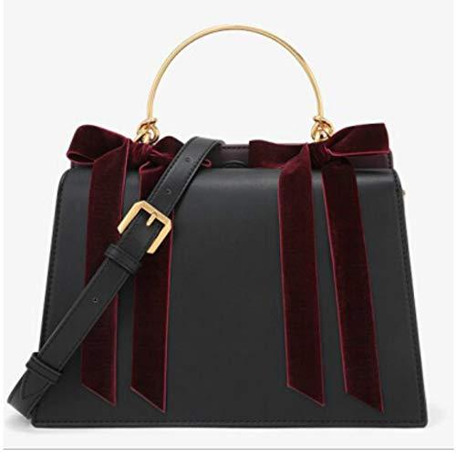 polyvalent porté carré Teng femme B petit Sac épaule Peng couleur pour Portable RZWx88n4w