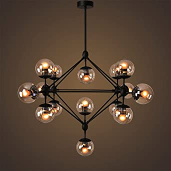 LightInTheBox Vintage Chandeliers 15 LightsGlass Ball Lights