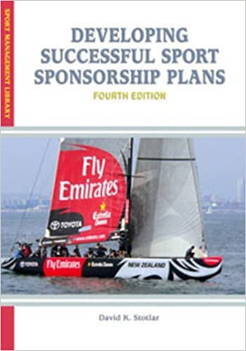 Book Developing Successful Sport Sponsorship Plans (Sport Management Library) by David K. Stotlar (2013-07-02)