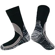 Waterproof Windproof Breathable Socks for Men & Women ,Hunting/Fishing/Hiking/Skiing Warm Boot Socks