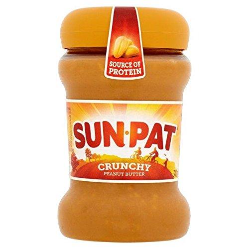 Sun-Pat Crunchy Peanut Butter - 340g