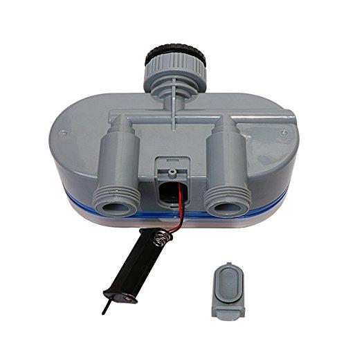 orbit 2 outlet hose faucet timer instructions