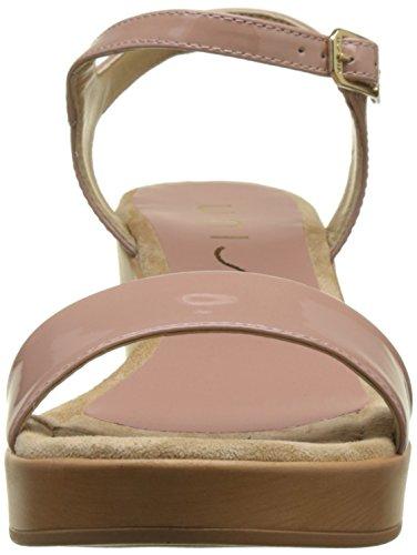 Unisa Women's Irita_18_pa Ankle Strap Sandals Beige (Spring Spring) 4kLHZlyMT