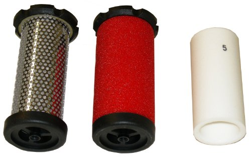 Air Systems BB100-FK Replacement Filter Kit For BB100-CO Series Models