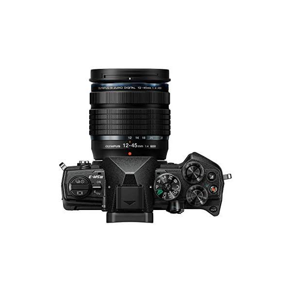 RetinaPix E-M5 Mark III Body with 12-45mm f4.0 Pro Lens