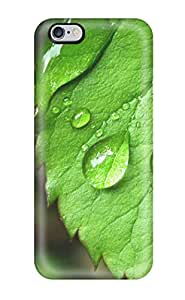 Cheap Rugged Skin Case Cover For Iphone 6 Plus- Eco-friendly Packaging(green)