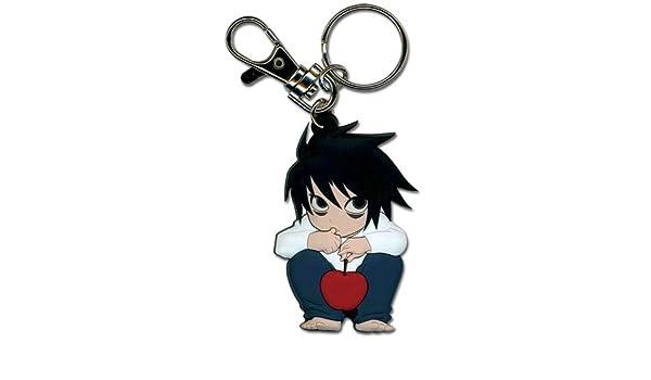 Death Note L Chibi Llavero de PVC: Amazon.es: Juguetes y juegos