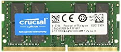 Image of the product Crucial 8GB Single DDR4 that is listed on the catalogue brand of Crucial.