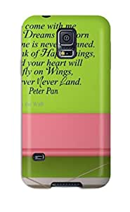 Janice K. Alvarado's Shop High-end Case Cover Protector For Galaxy S5(funny Life Quotes)