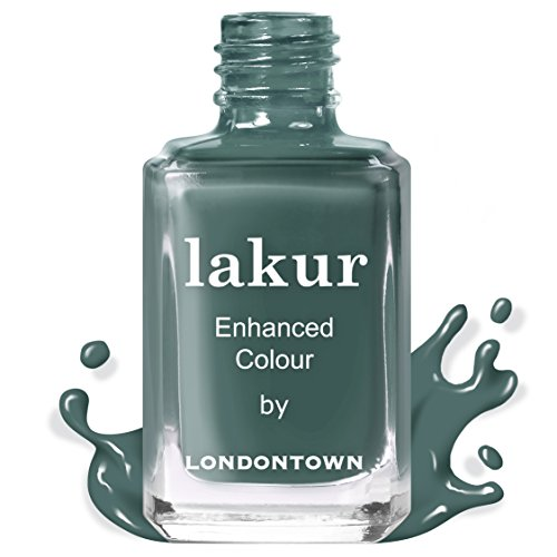 LONDONTOWN Lakur Nail Polish, Water in my Wellies - Plain Wellies