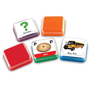 Learning Resources Talk Block Set of 5