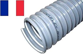 Flexible PVC 1 Metre diámetro 80 mm para aspiradora a virutas ...