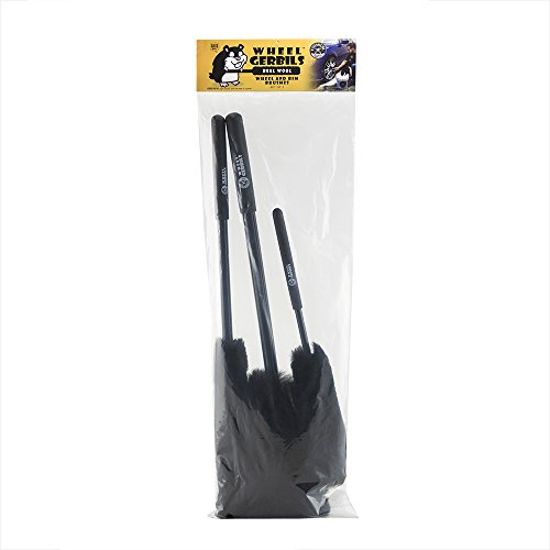 Chemical Guys ACC602 3 Pack Extended Reach Gerbils Wheel/Rim (3 Brushes), 3 Pack by Chemical Guys (Image #4)