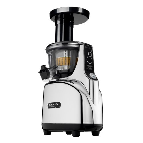 Kuvings Silent Juicer SC Series With Detachable Smart Cap, Chrome Review