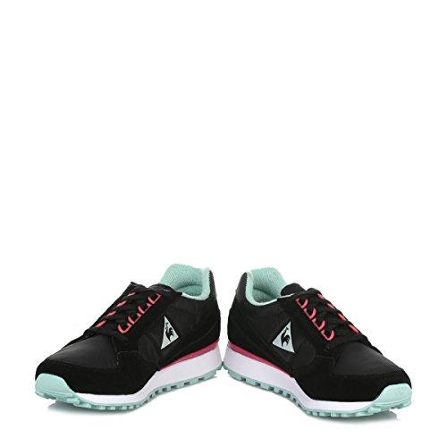 Noir Sneakers Coq Sportif Le Basses Noir Eclat W 42 Femme vw4IqZ