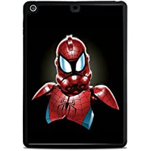 Spiderman StormTrooper Art Black iPad Air Silicone Case by MWCustoms