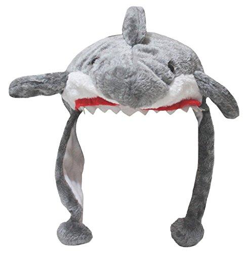 Petitebella Animal Costume Hat Unisex Free Size (Shark(2))]()
