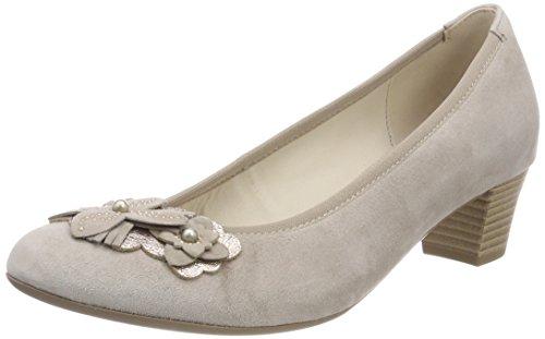 Muschel Puder Gabor Femme Shoes Gabor Basic Escarpins Multicolore 5840xRwq