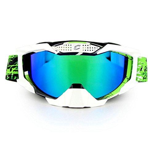 Ciclismo a y PC de Casco Polvo Gafas C de Prueba Viento explosiones esquí Prueba 6xwxzfqd