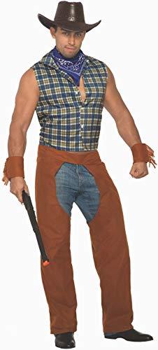 Assless Chaps Cowboy Costumes - Forum Novelties Lone Star Stud-Std,