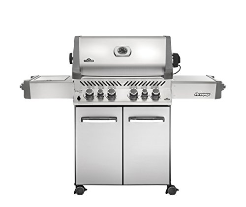 Chrome Plated Grid (Napoleon Grills Prestige 500 Propane Gas Grill, Stainless Steel)