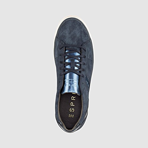 ESPRIT Damen Riata Lace Up Sneakers 400°navy