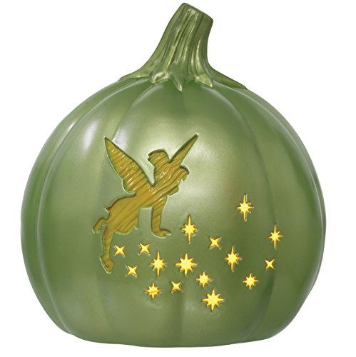 Is Tinkerbell A Disney Princess (Disney Tinker Bell Light Up Pumpkin)