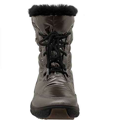KEFAS Winter Woman Boot 3222 Grey Snow GAIYA rrpqOw