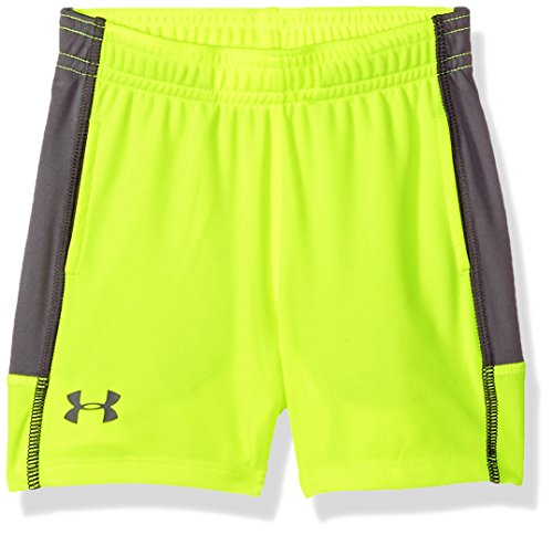 Under Armour Baby Boys Twist Stunt Short, Hi Gh/Vis Yello, 24M ()