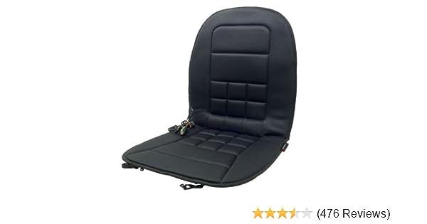 Amazon Com Wagan In9738 5 12 Volt Heated Seat Cushion Automotive