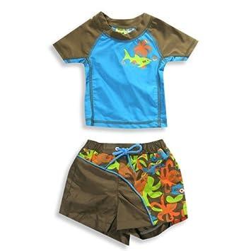 Amazon.com: Hacer un Swim Wear de salpicaduras – bebé niños ...